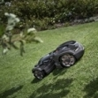 Pirmas pasaulyje visais ratais varomas robotas